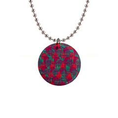 Decorative abstract art Button Necklaces