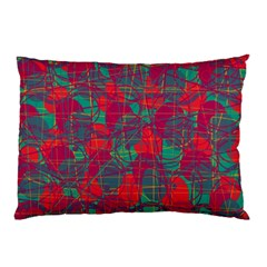 Decorative abstract art Pillow Case