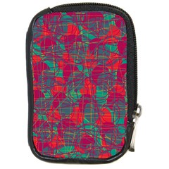 Decorative abstract art Compact Camera Cases