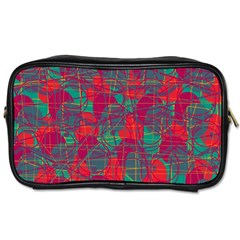 Decorative abstract art Toiletries Bags 2-Side