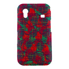 Decorative abstract art Samsung Galaxy Ace S5830 Hardshell Case