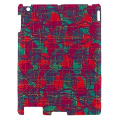 Decorative abstract art Apple iPad 2 Hardshell Case