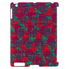 Decorative abstract art Apple iPad 2 Hardshell Case (Compatible with Smart Cover)