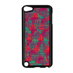 Decorative abstract art Apple iPod Touch 5 Case (Black)