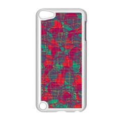 Decorative abstract art Apple iPod Touch 5 Case (White)