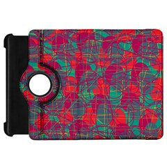 Decorative abstract art Kindle Fire HD Flip 360 Case