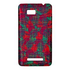 Decorative abstract art HTC One SU T528W Hardshell Case