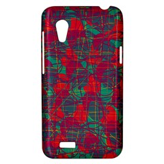 Decorative abstract art HTC Desire VT (T328T) Hardshell Case