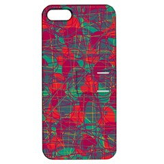 Decorative abstract art Apple iPhone 5 Hardshell Case with Stand
