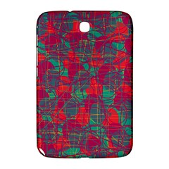 Decorative abstract art Samsung Galaxy Note 8.0 N5100 Hardshell Case