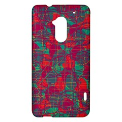 Decorative abstract art HTC One Max (T6) Hardshell Case