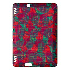 Decorative abstract art Kindle Fire HDX Hardshell Case