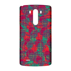 Decorative abstract art LG G3 Back Case