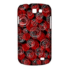 Red abstract decor Samsung Galaxy Express I8730 Hardshell Case