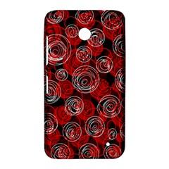 Red abstract decor Nokia Lumia 630