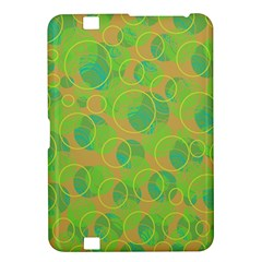 Green decorative art Kindle Fire HD 8.9