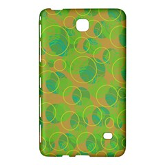 Green decorative art Samsung Galaxy Tab 4 (8 ) Hardshell Case