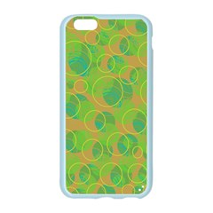 Green decorative art Apple Seamless iPhone 6/6S Case (Color)