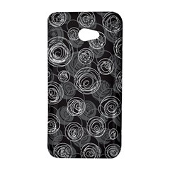 Gray abstract art HTC Butterfly S/HTC 9060 Hardshell Case