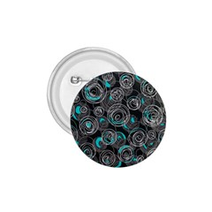 Gray and blue abstract art 1.75  Buttons