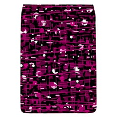 Magenta abstract art Flap Covers (L)