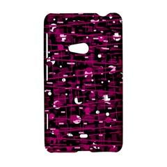 Magenta abstract art Nokia Lumia 625