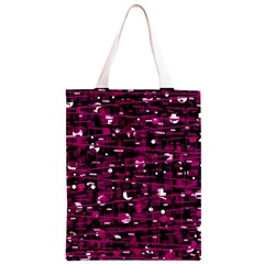 Magenta abstract art Classic Light Tote Bag