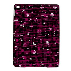 Magenta abstract art iPad Air 2 Hardshell Cases