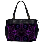 UNIVERSE STAR Office Handbags (2 Sides)  Front