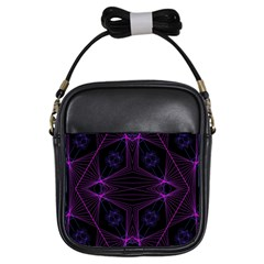 Universe Star Girls Sling Bags