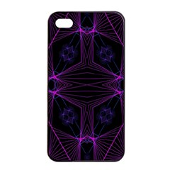 Universe Star Apple Iphone 4/4s Seamless Case (black)
