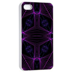 Universe Star Apple Iphone 4/4s Seamless Case (white)