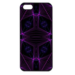 Universe Star Apple Iphone 5 Seamless Case (black)