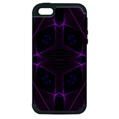 Universe Star Apple Iphone 5 Hardshell Case (pc+silicone)