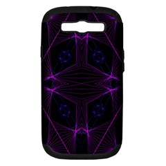Universe Star Samsung Galaxy S Iii Hardshell Case (pc+silicone)