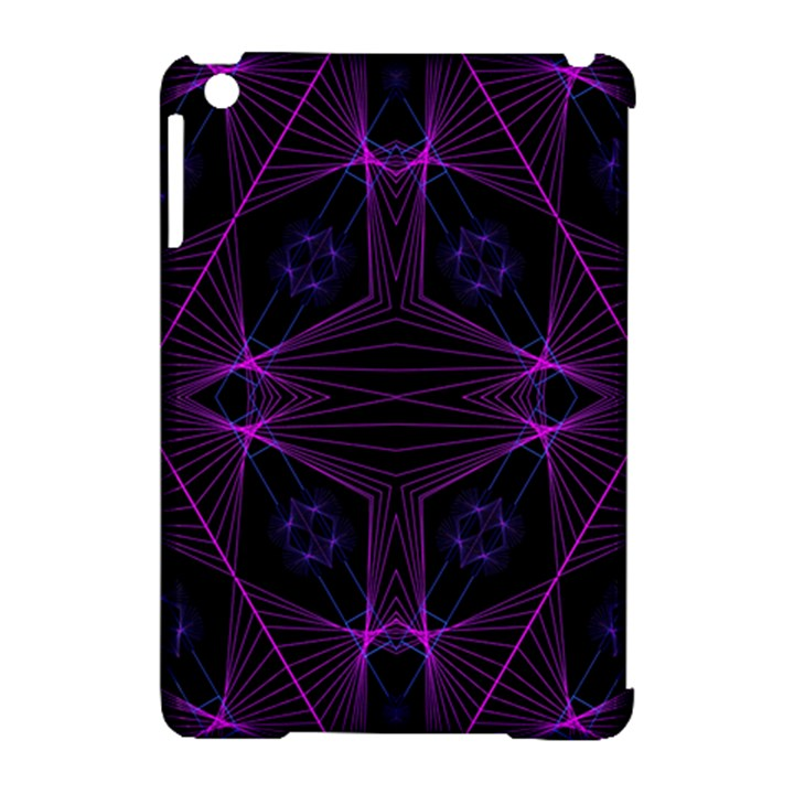 UNIVERSE STAR Apple iPad Mini Hardshell Case (Compatible with Smart Cover)