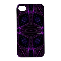 Universe Star Apple Iphone 4/4s Hardshell Case With Stand