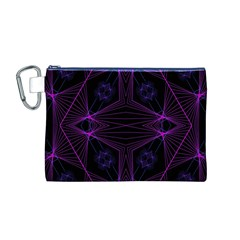Universe Star Canvas Cosmetic Bag (m)