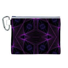 Universe Star Canvas Cosmetic Bag (l)
