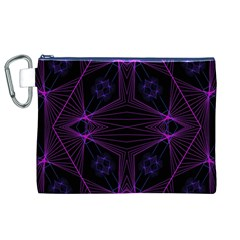 Universe Star Canvas Cosmetic Bag (xl)