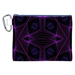 UNIVERSE STAR Canvas Cosmetic Bag (XXL) Front