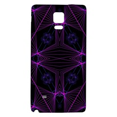 Universe Star Galaxy Note 4 Back Case