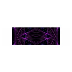 Universe Star Satin Scarf (oblong)