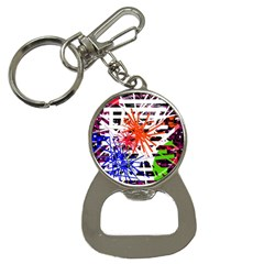 Colorful big bang Bottle Opener Key Chains