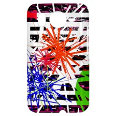 Colorful big bang HTC Desire HD Hardshell Case