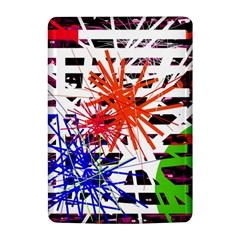 Colorful big bang Kindle 4