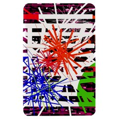 Colorful big bang Kindle Fire (1st Gen) Hardshell Case