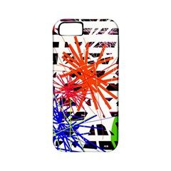 Colorful big bang Apple iPhone 5 Classic Hardshell Case (PC+Silicone)