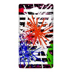 Colorful big bang Sony Xperia C (S39H)