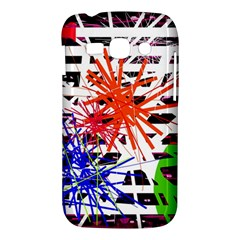 Colorful big bang Samsung Galaxy Ace 3 S7272 Hardshell Case